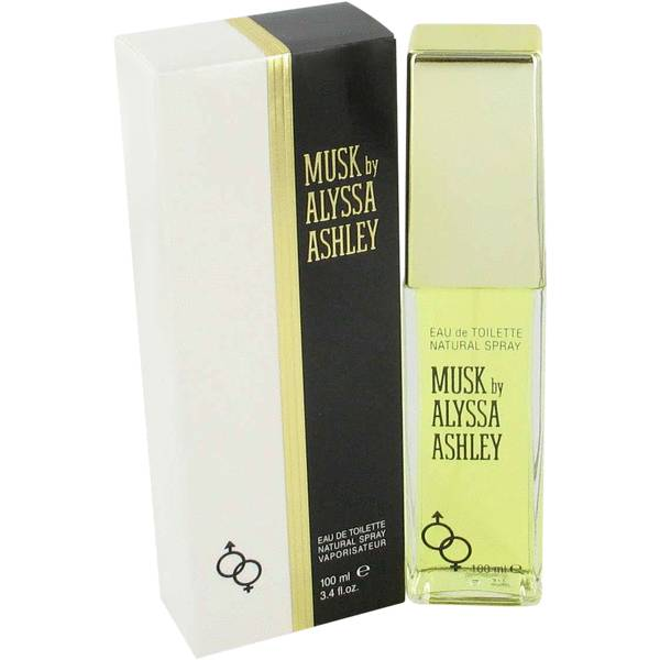 Alyssa Ashley Musk - Alyssa Ashley - Parfum à Rabais