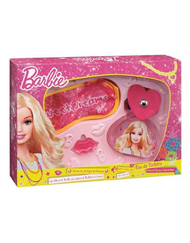 Barbie Coffret - Disney - Parfum à Rabais