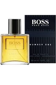 Boss number #1 - Hugo Boss - Parfum à Rabais