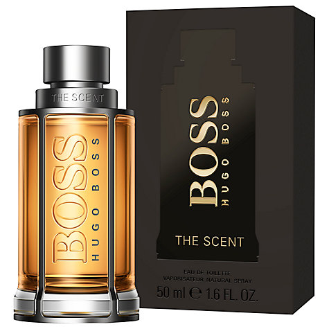 Boss The Scent - Hugo Boss - Parfum à Rabais