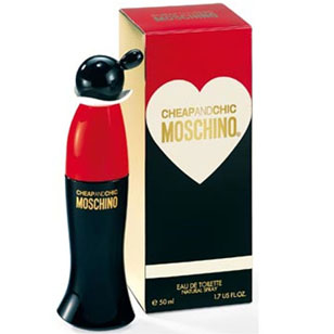 Cheap & Chic - Moschino - Parfum à Rabais