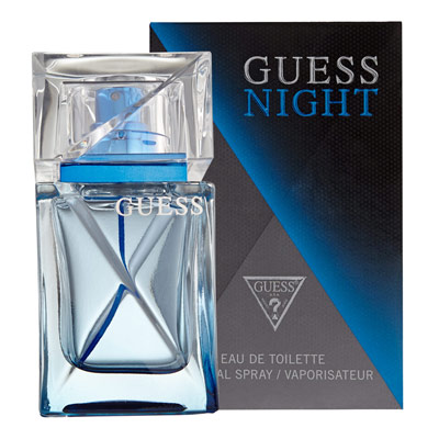 Guess Night - Guess - Parfum à Rabais