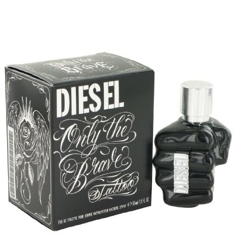 Only The Brave Tattoo - Diesel - Parfum à Rabais