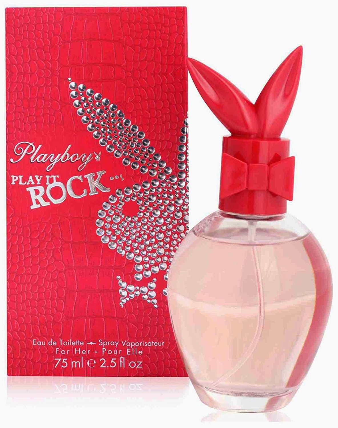 Play It Rock - PLayboy - Parfum à Rabais