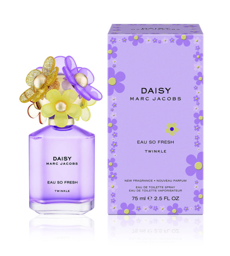 Daisy Eau So Fresh Twinkle - Marc Jacobs - Parfum à Rabais