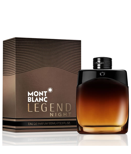 Legend Night - Montblanc - Parfum à Rabais