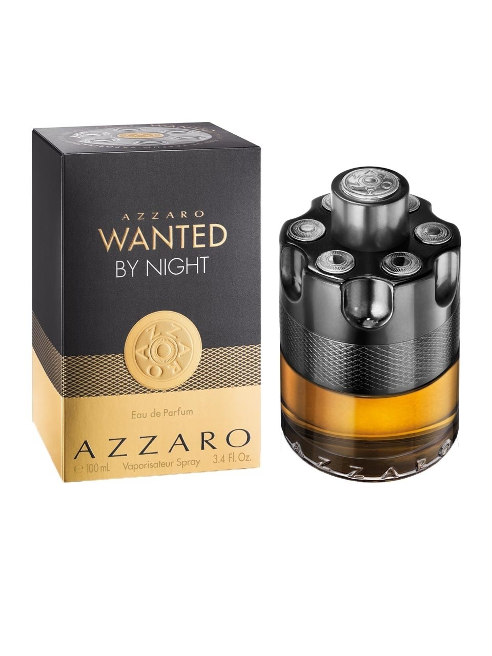 Wanted by Night - Azzaro - Parfum à Rabais