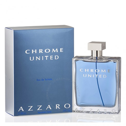 Chrome United - Azzaro - Parfum à Rabais
